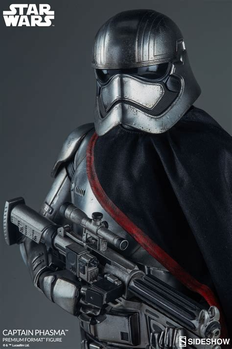 Converge Wars Captain Phasma wars captain phasma premium format tm figure by sidesh sideshow collectibles