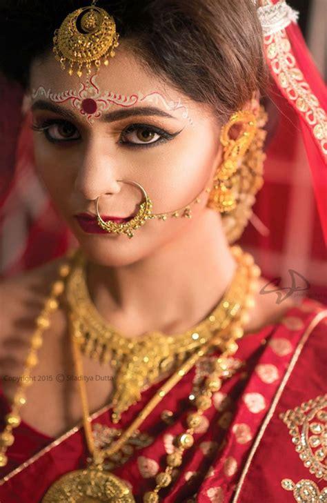 Makeup Wedding bengali bridal makeup chandan designs makeup vidalondon