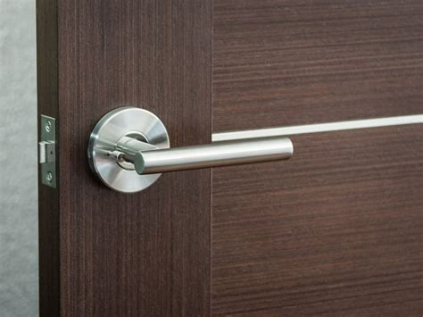 modernus door handle lever by hardware privacy passage contemporary door hardware