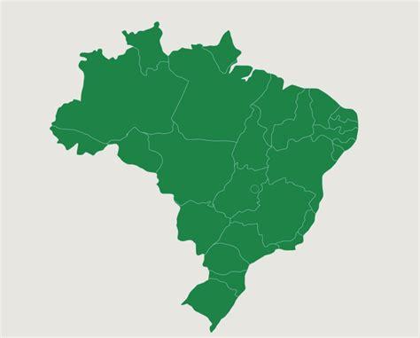brasil unidades federativas jogo de mapa