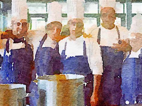 personale di cucina il personale di cucina una ricetta al giorno