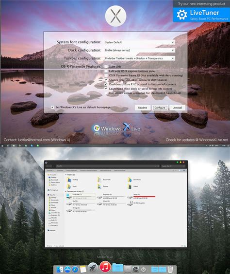 themes my pc com yosemite ux pack 3 0 by windowsx on deviantart