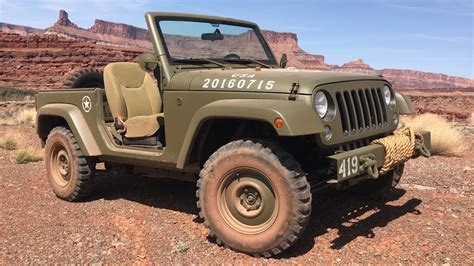 jeep safari 2017 easter jeep safari concepts in moab utah and