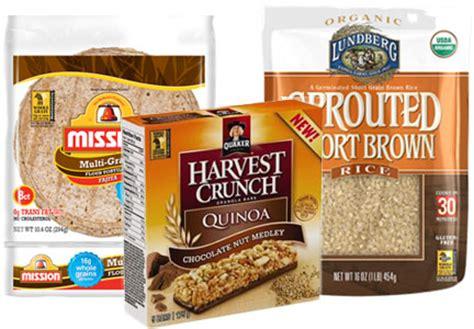 whole grains while while whole wheat demand slumps whole grains expand