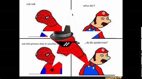 Spoderman Memes - spoderman memes youtube