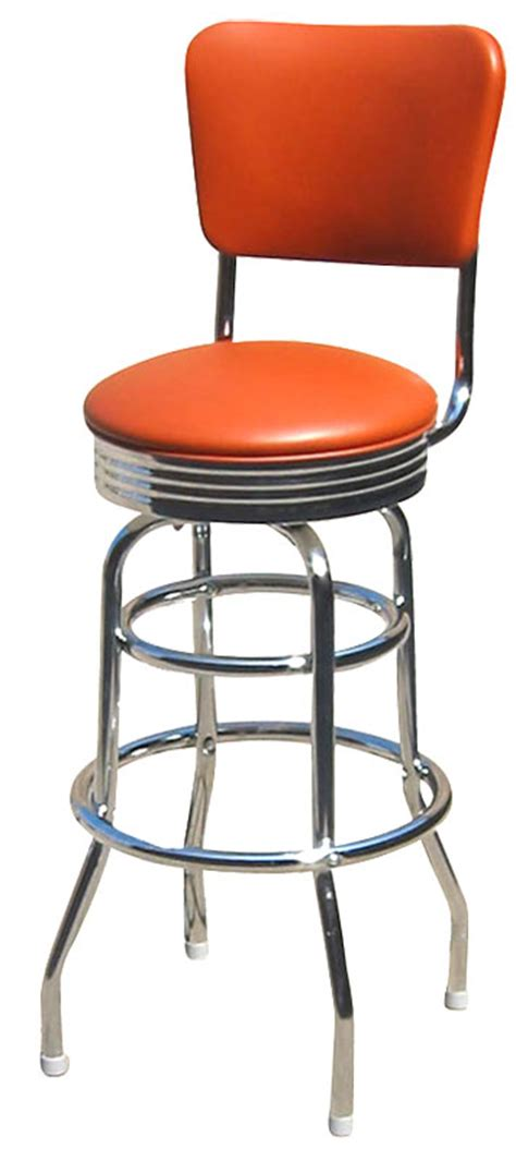 Vintage Diner Stools retro diner counter stool bar stools and chairs