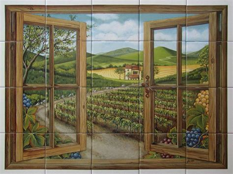 ceramic tile murals for kitchen or barbeque backsplash and tile effect wall mural wall mural ireland
