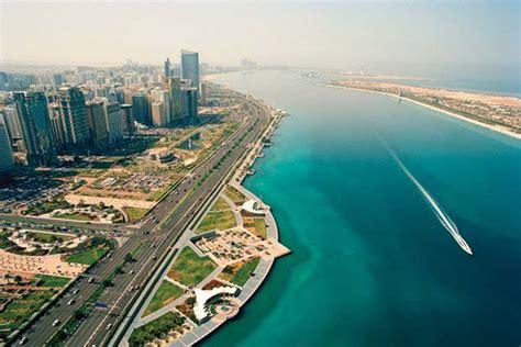Abu Dhabi Cornice abu dhabi corniche in abu dhabi visitabudhabi ae