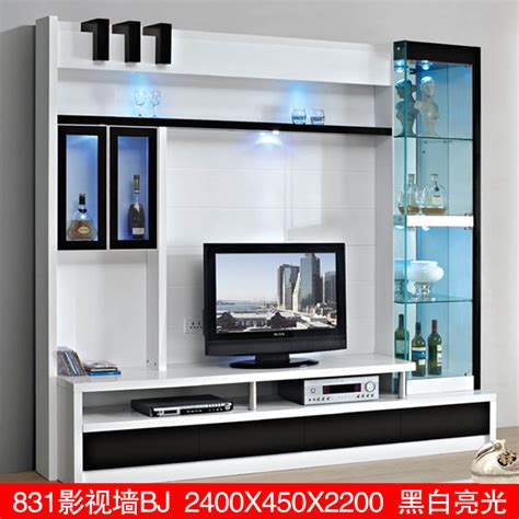 black and white tv room lcd tv furniture for living room home design