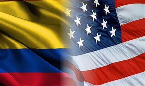 imagenes de colombia y venezuela unidas ee uu y colombia ratificaron su compromiso de restaurar