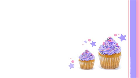 Cute Cupcake Backgrounds Wallpaper Cave Cupcake Powerpoint Template