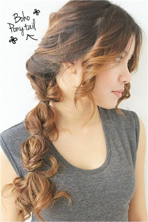hairstyles for with hair 34 boho hairstyles ideas styles weekly