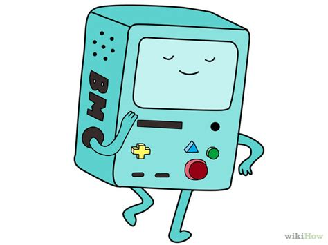 Draw Room Dimensions by How To Cosplay As Bmo From Adventure Time With Pictures