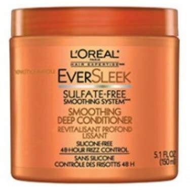 Obat Smoothing L Oreal l oreal eversleek sulfate free smoothing system smoothing