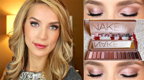 Eyeliner Mascara Naked3 3 decay makeup tutorial