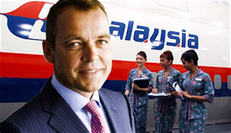 Mba Linkedin Malaysia by Malaysia Airlines Hires New Ceo Oliver Mcgee Phd Mba