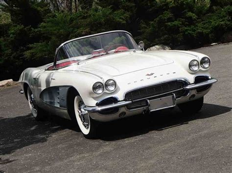 automobile air conditioning service 1961 chevrolet corvette interior lighting 1961 chevrolet corvette for sale classiccars com cc 715340
