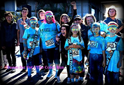 the color run providence rhode island tunes for tots
