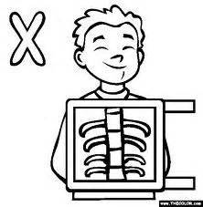 imagenes para colorear de rayos x chiropractic kids coloring pages coloring pages