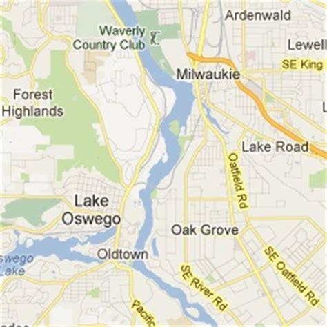 map of oregon lake oswego 17 best images about lake oswego oregon on