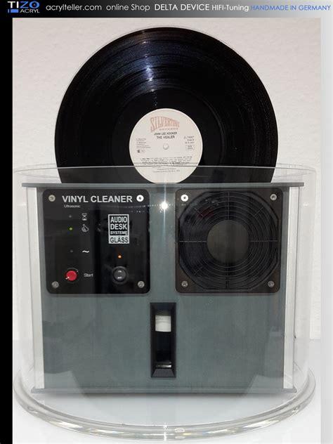 plexiglas 174 housing for audio desk vinyl cleaner tizo acryl