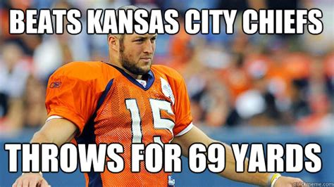 Chiefs Memes - beats kansas city chiefs throws for 69 yards mwp most