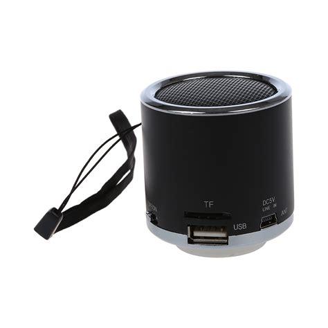 Speaker Mini Mp3 mini portable rechargeable audio speaker radio for mp3 mp4 ipod t6v6 ebay