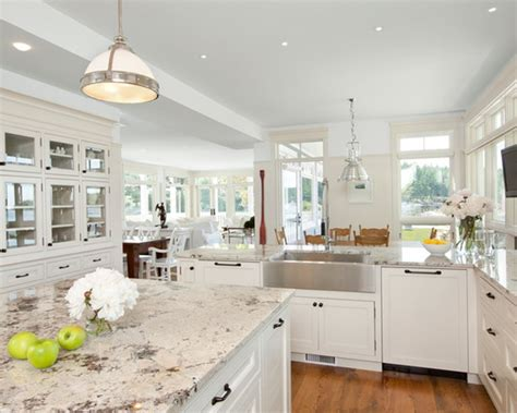 alaska white granite with white cabinets your kitchen with alaska white granite