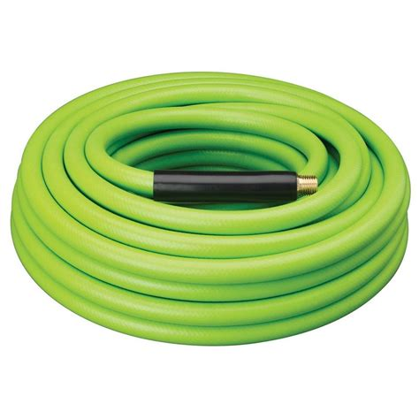 amflo 3 8 in x 50 ft pvc rubber blend air hose 577 50a