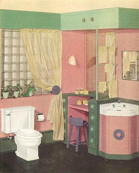 Image From Http Media Cache Ec0 Pinimg Com 236x Bb 30 B2 Pink And Green Bathroom Ideas