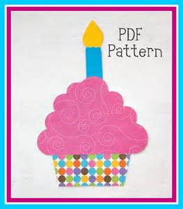 cupcake birthday chart template best photos of birthday bulletin board templates candles