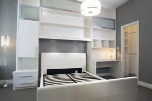 Space solutions storage solutions for a modern toronto condo