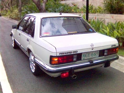 opel rekord 1980 another mycle 1980 opel rekord post 1495487 by mycle