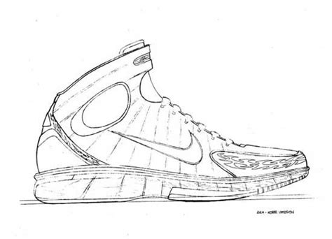 nba shoes coloring pages free coloring pages of kevin durant pages