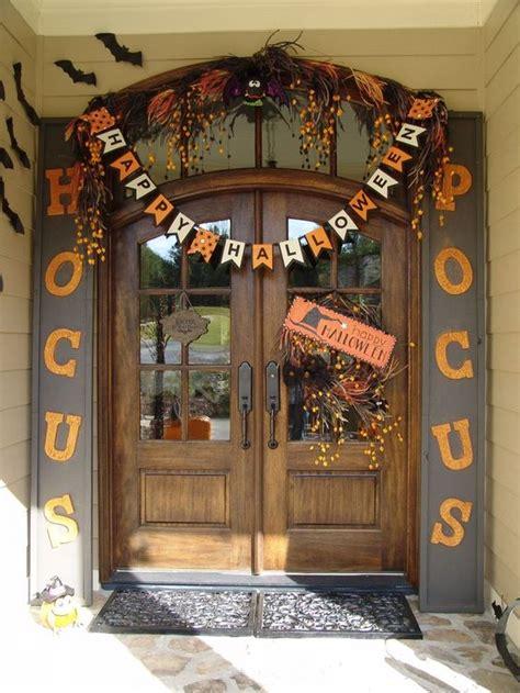 halloween front door decorations  youll love
