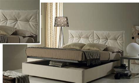 letto contenitore ecopelle letto contenitore in ecopelle bianco letti a prezzi scontati