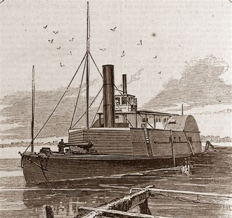 The Planter Ship by Robert Smalls