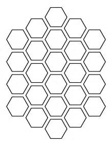 Stencils And Templates by 25 Best Ideas About Honeycomb Pattern On