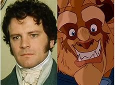 14 Major Differences Between Mr. Darcy And The Beast ... Colin Firth Pride
