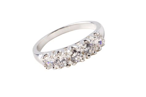Wedding Rings Zirconia by Cubic Zirconia Wedding Ring Wedding Rings Pictures