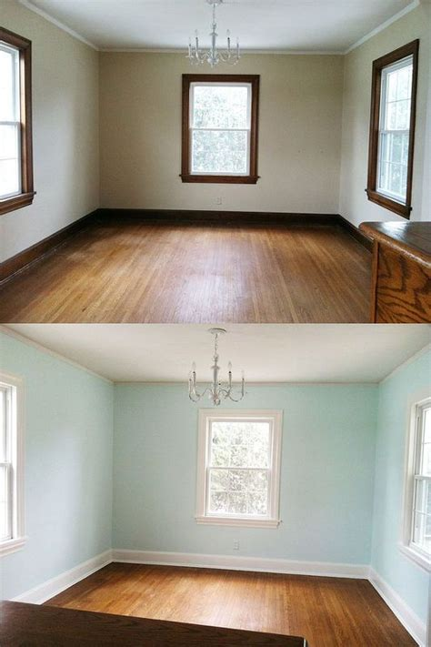 Painting Trim, a Before and After   Nice, The o'jays and