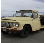 1953 International Rat Rod Shop Truck For Sale Photos