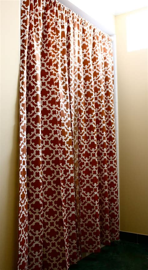 fancy bathroom curtains curtains give your bathroom perfect look with fancy