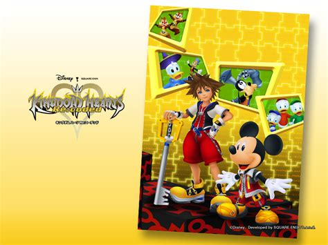 kingdom hearts re coded kingdom hearts coded images recoded hd wallpaper and