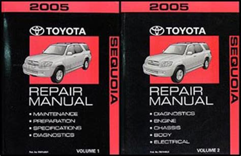 service manual manual repair autos 2003 toyota sequoia electronic toll collection service 2003 2006 a750e and a750f auto transmission repair shop manual toyota lexus