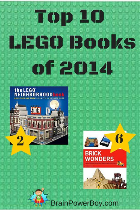 Best Mba Books 2014 by Top 10 Lego Books 2014 Best Books For Boys
