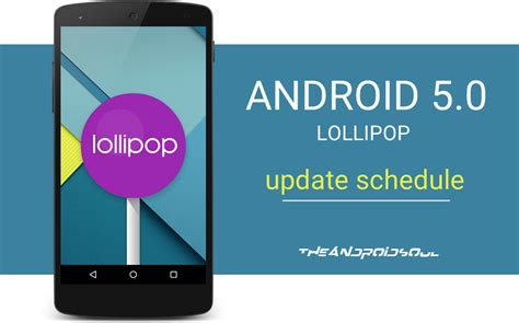 android 5 0 update android 5 0 lollipop update schedule for samsung htc sony motorola and lg the android soul