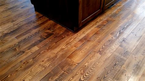 Doug Fir Flooring by Circular Sawn Doug Fir Hardwood Flooring Sustainable