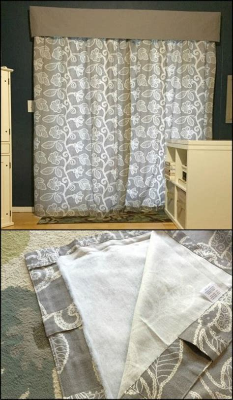 insulated curtains diy make thermal curtains curtain menzilperde net