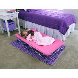 Folding Toddler Bed Regalo My Cot Portable Travel Bed Pink Walmart
